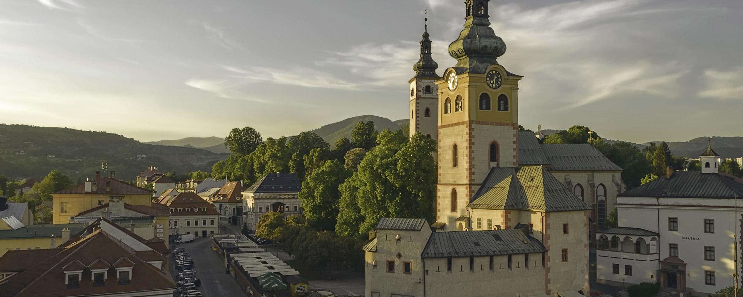 Banská Bystrica Barbakan, Slovakia
